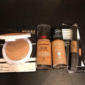 New Medium Makeup Bundle.